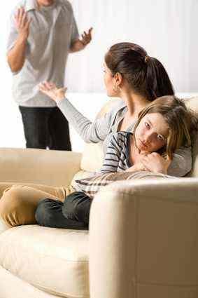 Kinder leiden besonders unter einer Ehekrise