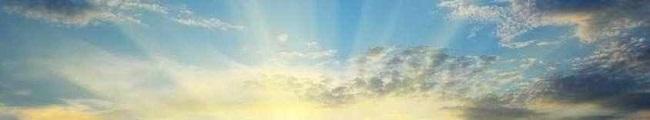 """Strahlender Himmel als Motiv beim Thema: """"Ex zurückerobern"""""""