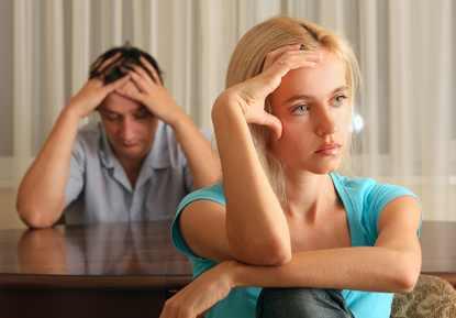 Prozentsatz der Paare, die nach der Trennung wieder zusammenkommen