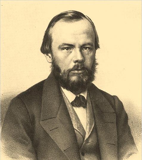 Dostojewski - das Bild stammt von dieser Website